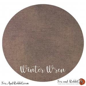 40 Winter Wren Fox and Rabbit
