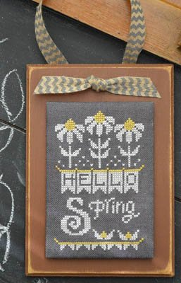 Year in Chalk April Hands on Design