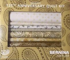 Bernina Jubilee Quilt Kit