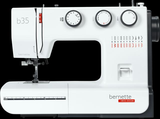 Bernette b-35 sewing machine