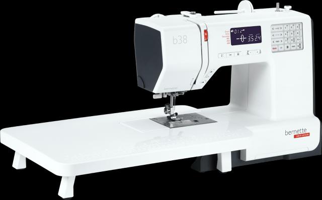 Bernette b-38 sewing machine