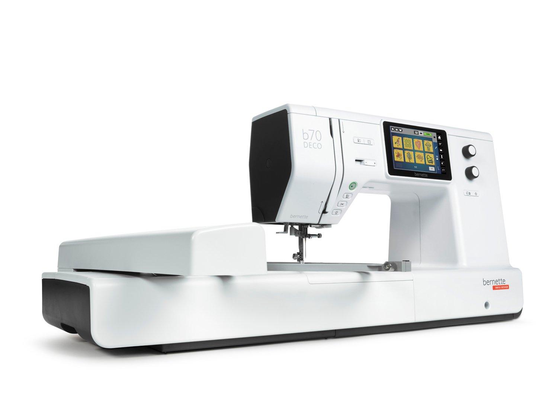 Bernette b-70 Deco embroidery machine