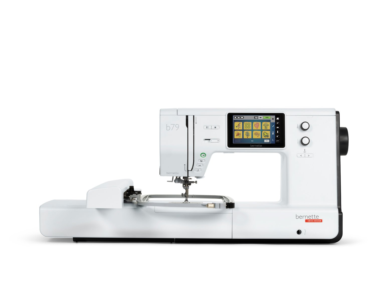 Bernette b-79 sewing and embroidery machine