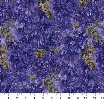 Jacaranda Floral