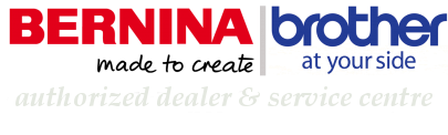 Bernina & Brother dealer