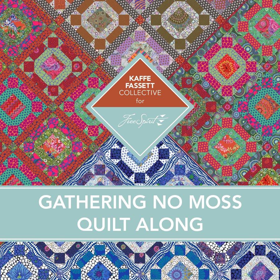 KF Gathering No Moss Quilt Along REGISTRATION