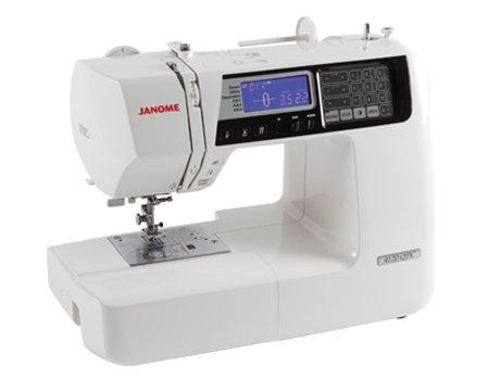 Janome Machine- 4120QDC