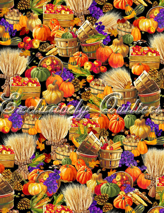 Exclusively Quilters Days of Autumn 60803-8