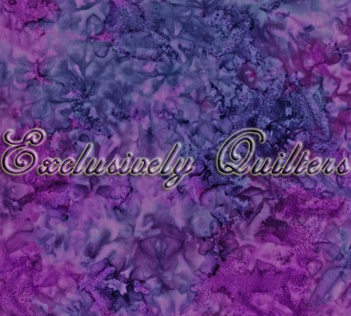 Exclusively Quilters Paradise Batiks WLLA 022