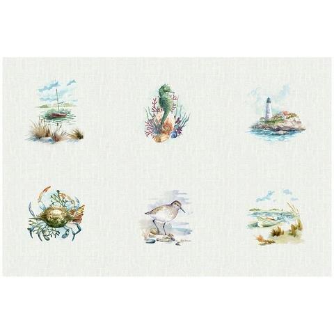 Hoffman Shoreline Stories Panel Natural