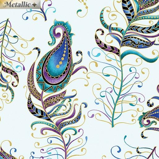 Peacock Flourish
