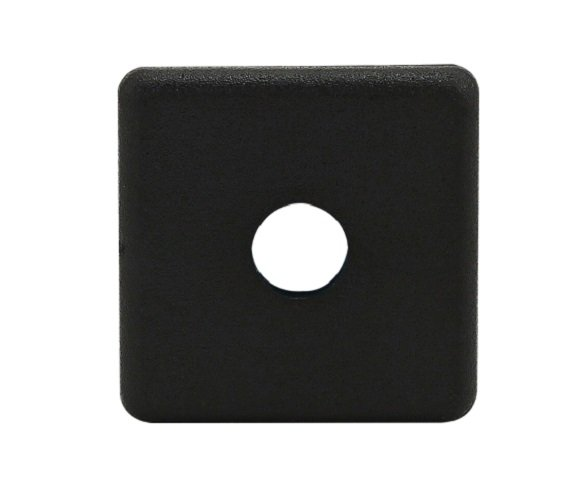 Plastic 1.5 x 1.5 Cover & 1 Pin Holder
