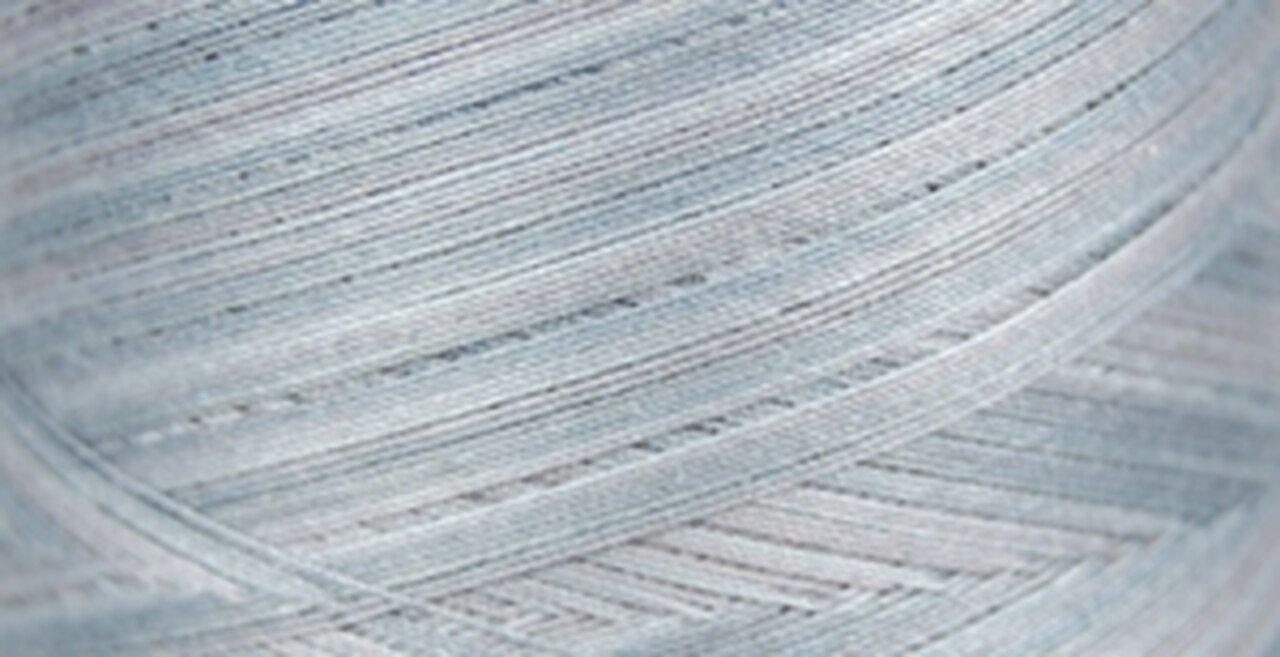 M90 Variegated Cone Thread Greys