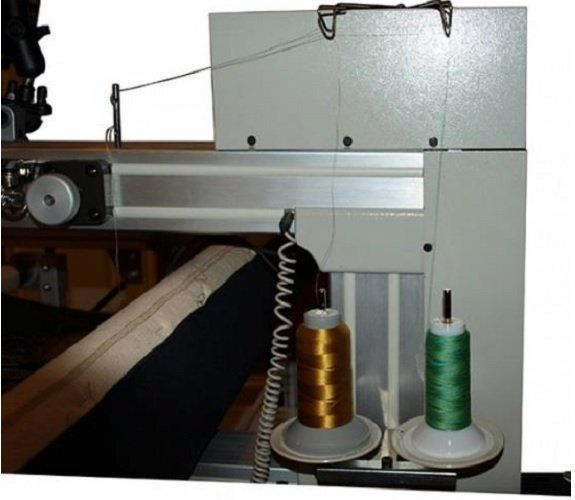 Double Cone Thread Stand