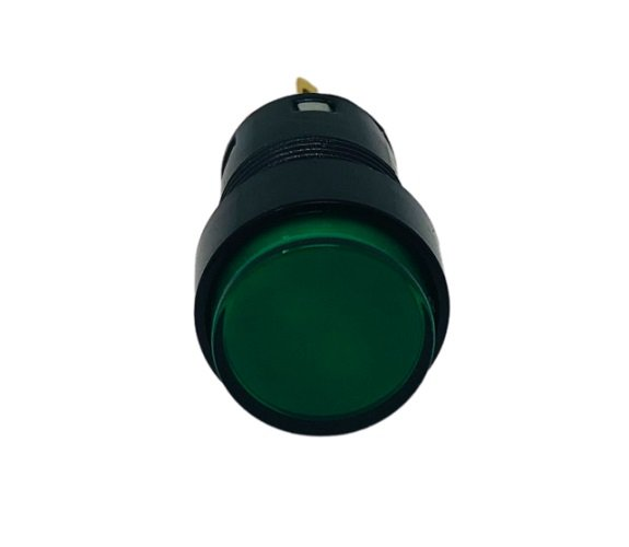 Green Push Button Switch