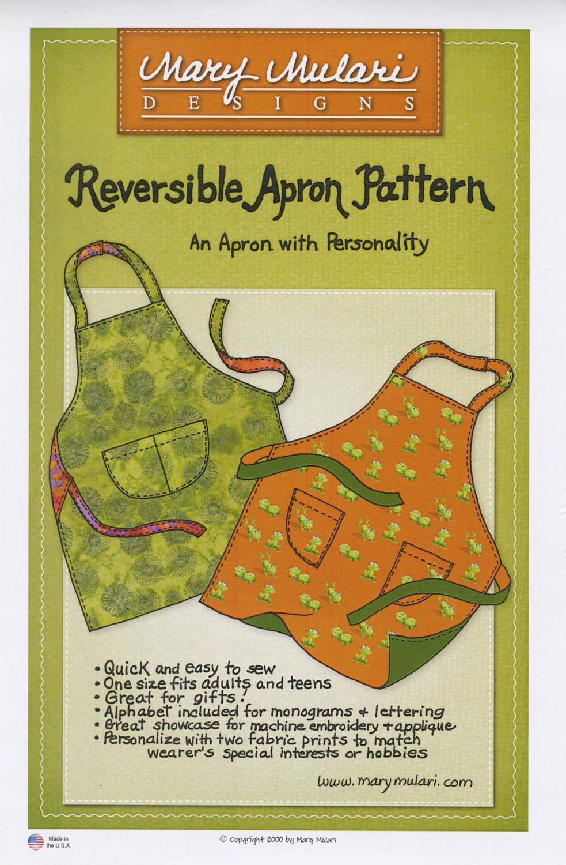 Favorite Reversible Apron