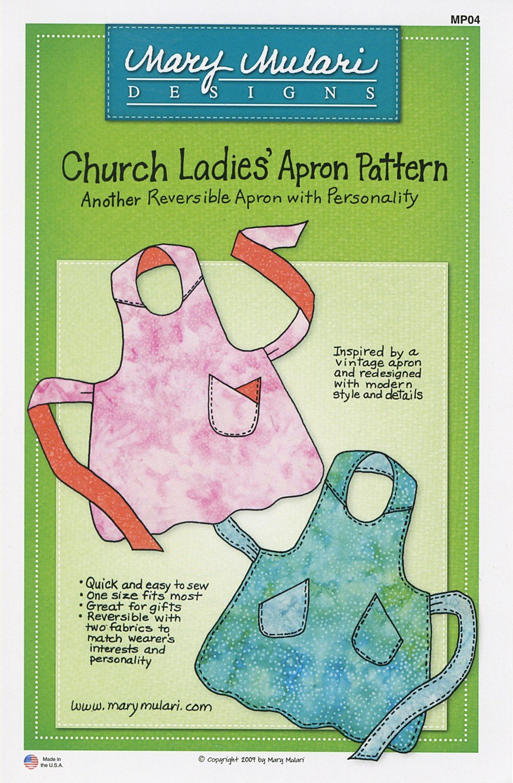 Church Ladies Apron