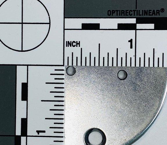 Needle Plate: Over Size Hole 19/21 Needles