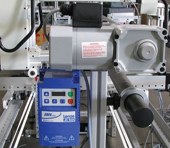 Power Feed Roller System