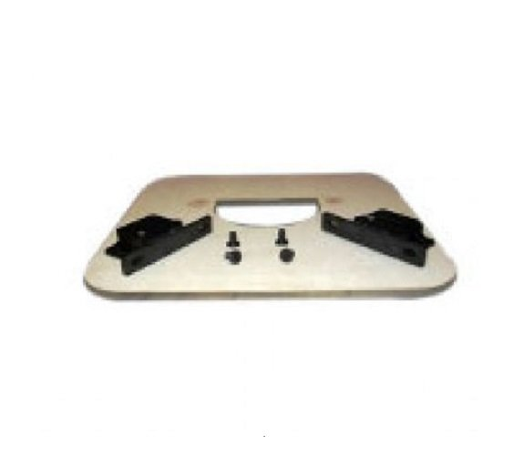 Innova 8 x 8 Ruler Base With hold down clips & screws
