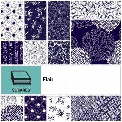 Flair 10 Squares