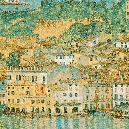 Gustav Klimt- Lake