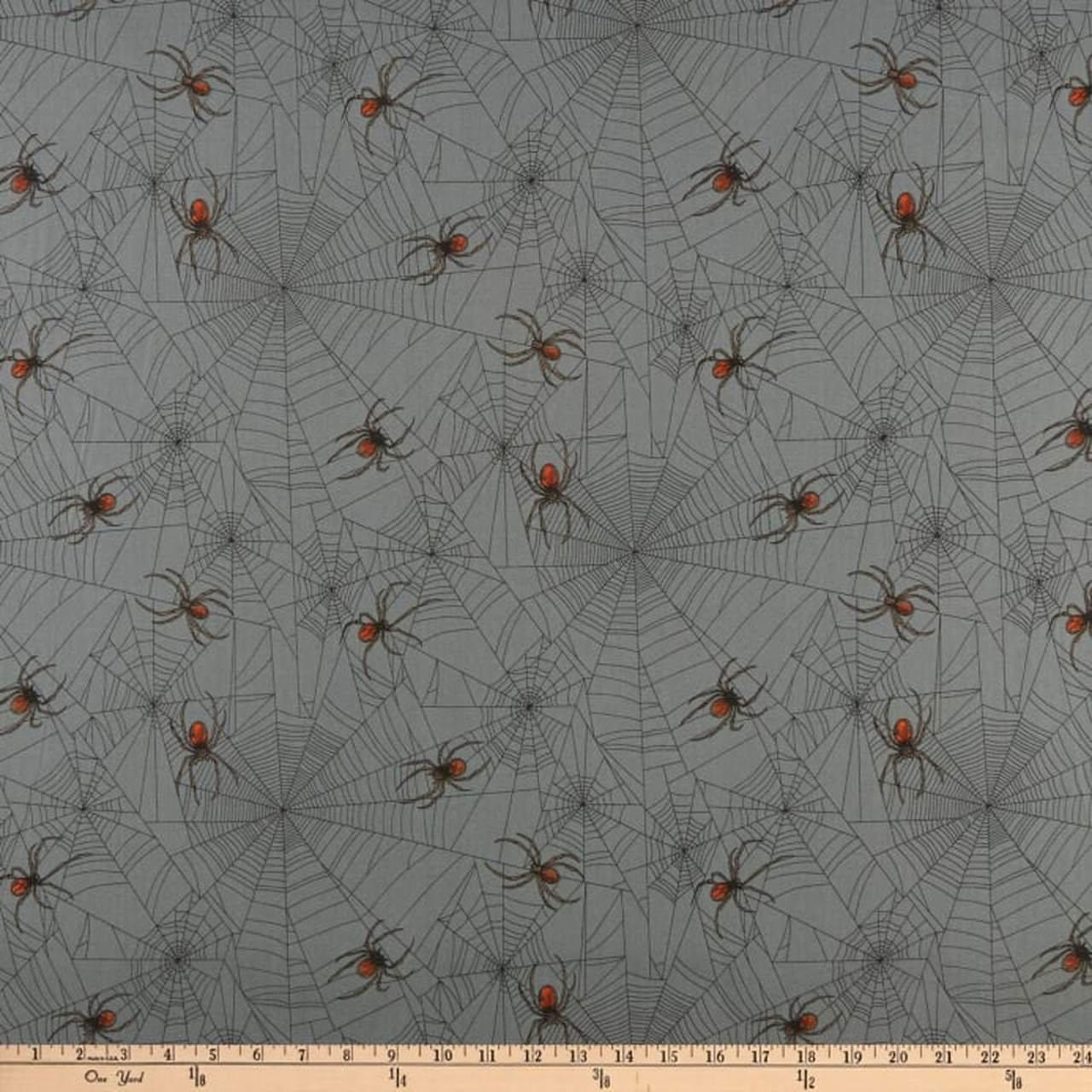 Tangled Web - Grey