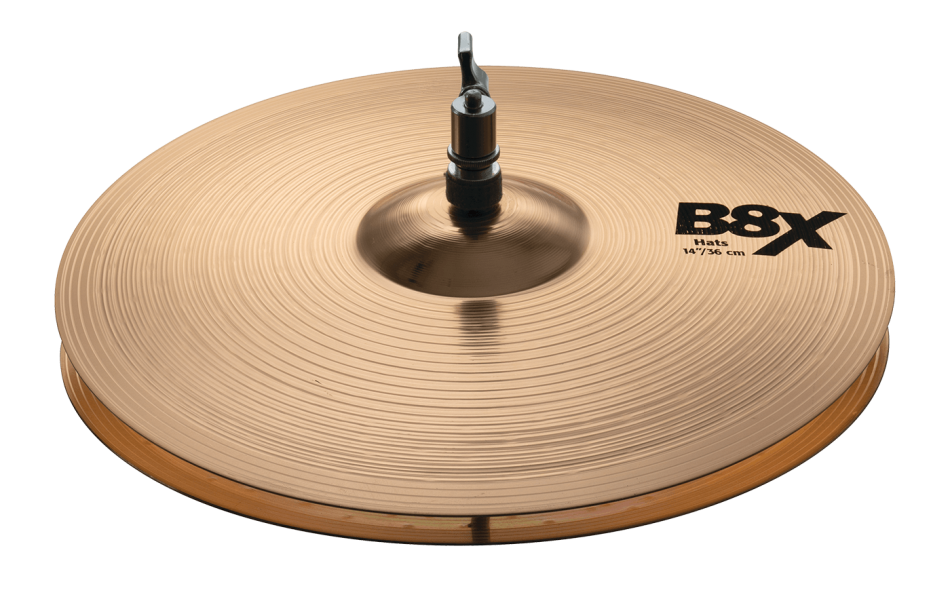 Sabian B8X 14? Hi Hat Cymbals