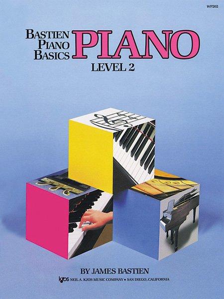 Bastien Piano Level 2