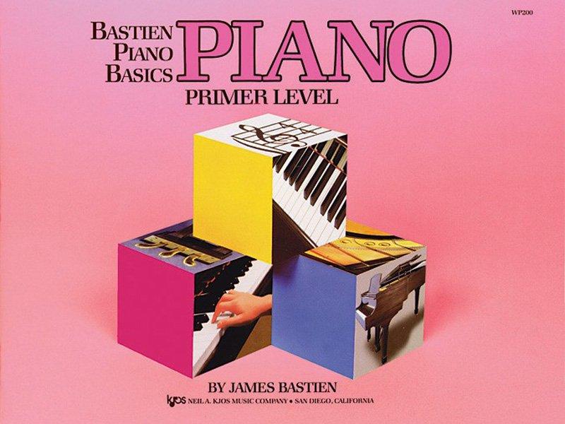 Bastien Piano Primer