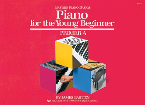 Bastien Piano Primer A for the Young Beginner