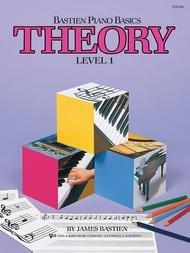 Bastien Piano Basics Theory Level 1 2MWP206