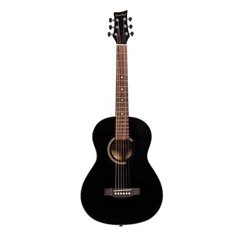 Beaver Creek BCTD601 Black Student Acoustic Guitar
