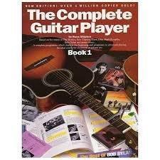 Complete Guitar Player Book 1 Bk&CD