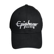 Epiphone Hat w Pickholder EHT-BLKC