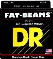DR FB-45 Fat Beam Sign. Bass Stringset