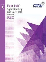 RCM Book 3 - Four Star Sight Reading