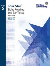 RCM Book 6 - Four Star Sight Reading