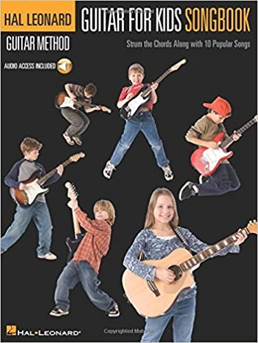 Hal Leonard Guitar for Kids Songbook 5T697402