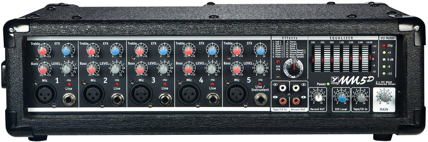Yorkville MM5D Powered Mixer