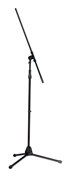 Microphone Stand - Yorkville Dlx Tripod MS657B