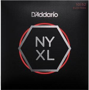 D'Addario NYXL Electric Stringset 10-52 NYXL1052