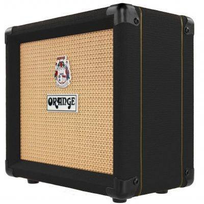Orange Crush 12 Amp - Black CRUSH 12 BK