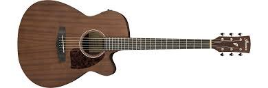 Ibanez PC12MHCE Acoustic Guitar with Pickup