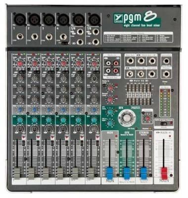 Yorkville PGM8 8 Ch Passive Mixer