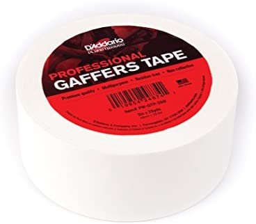 Gaffers Tape - White PW-GTP-25W