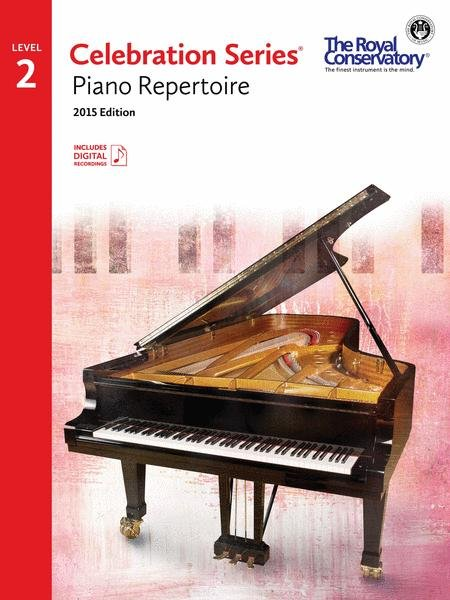 RCM Celebration Series Piano Repertoire Gr 2