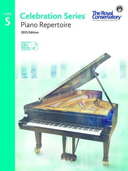RCM Celebration Series Piano Repertoire Gr 5