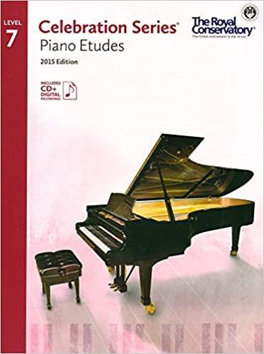 RCM Celebration Series Piano Rep Gr 7