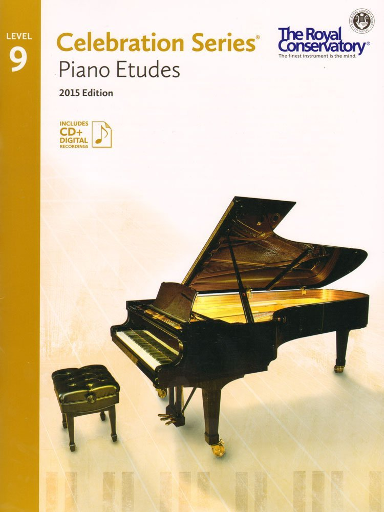 RCM Celebration Series Piano Rep Gr 9